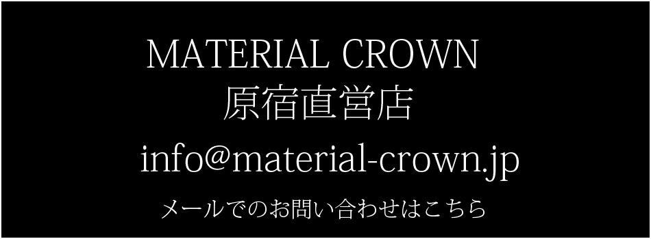 MATERIAL CROWN info